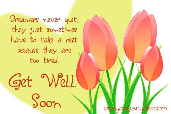 Get Well Soon Messages Wishes And Get Well Quotes  Messages And