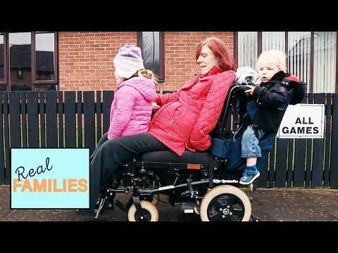 12 Two Disabled Mums Share Their Struggles Being A Parent A Special Kind Of Mum Real Families Youtube Real Family Super Mum Parenting