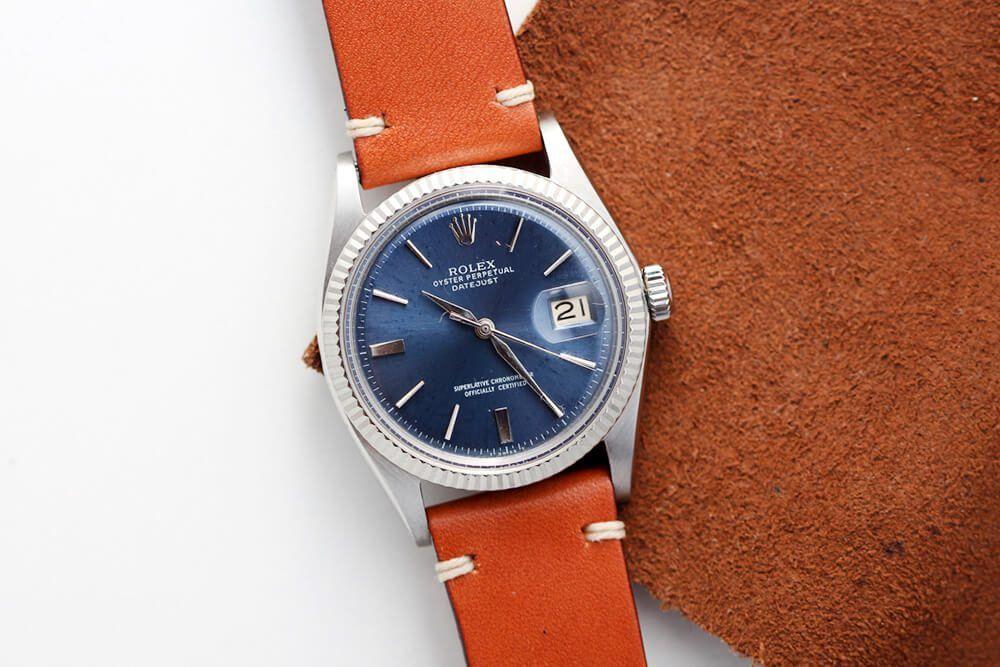 Rolex Datejust 1601 Dauphine Hands | Rolex | Rolex datejust, Watches