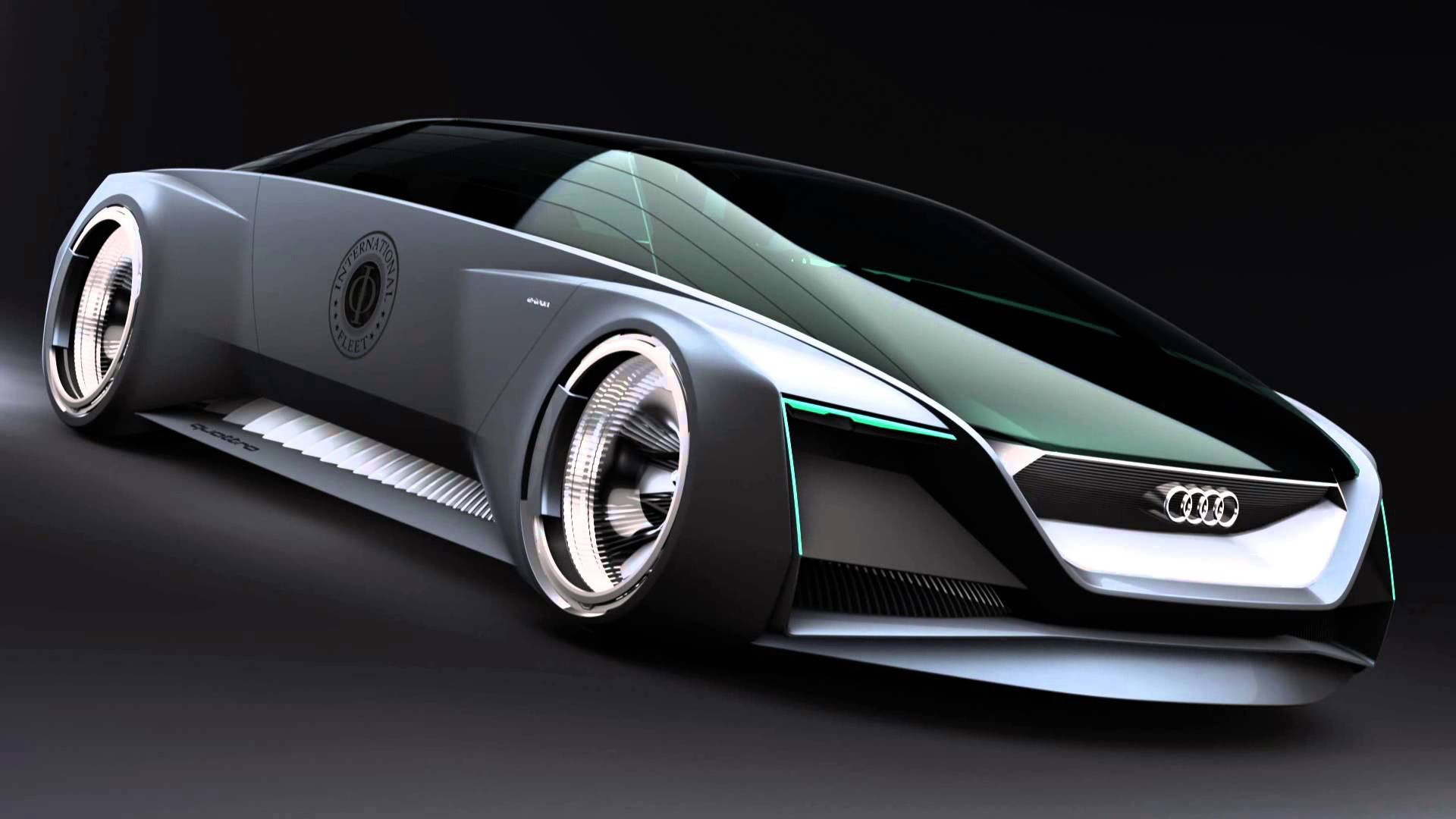 Future Audi Concept Car On Enders Game Wallpaper Images Hd