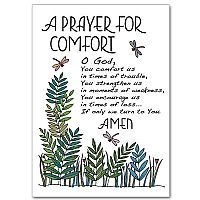 Prayer Cards From Printery House Have A Way Of Expressing Things That Are Sometimes Difficult To Say In Prayer For Comfort Sympathy Card Sayings Comfort Prayer