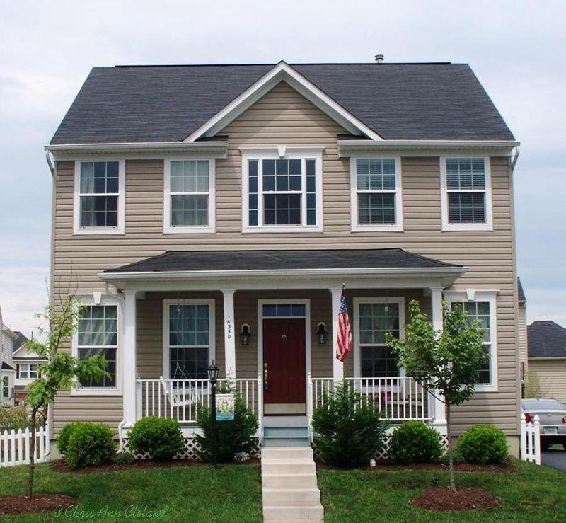 Gainesville Va Real Estate Agents House Front Porch Farmers Porch Front Porch Design