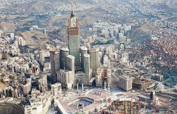Makkah Royal Clock Tower Hotel Makkah Saudi Arabia Amazing Buildings Mecca Clock Tower
