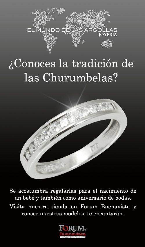 4a0fcc54ee27 Significado de las Churumbelas   JEWELLERY   Anillos de boda ...