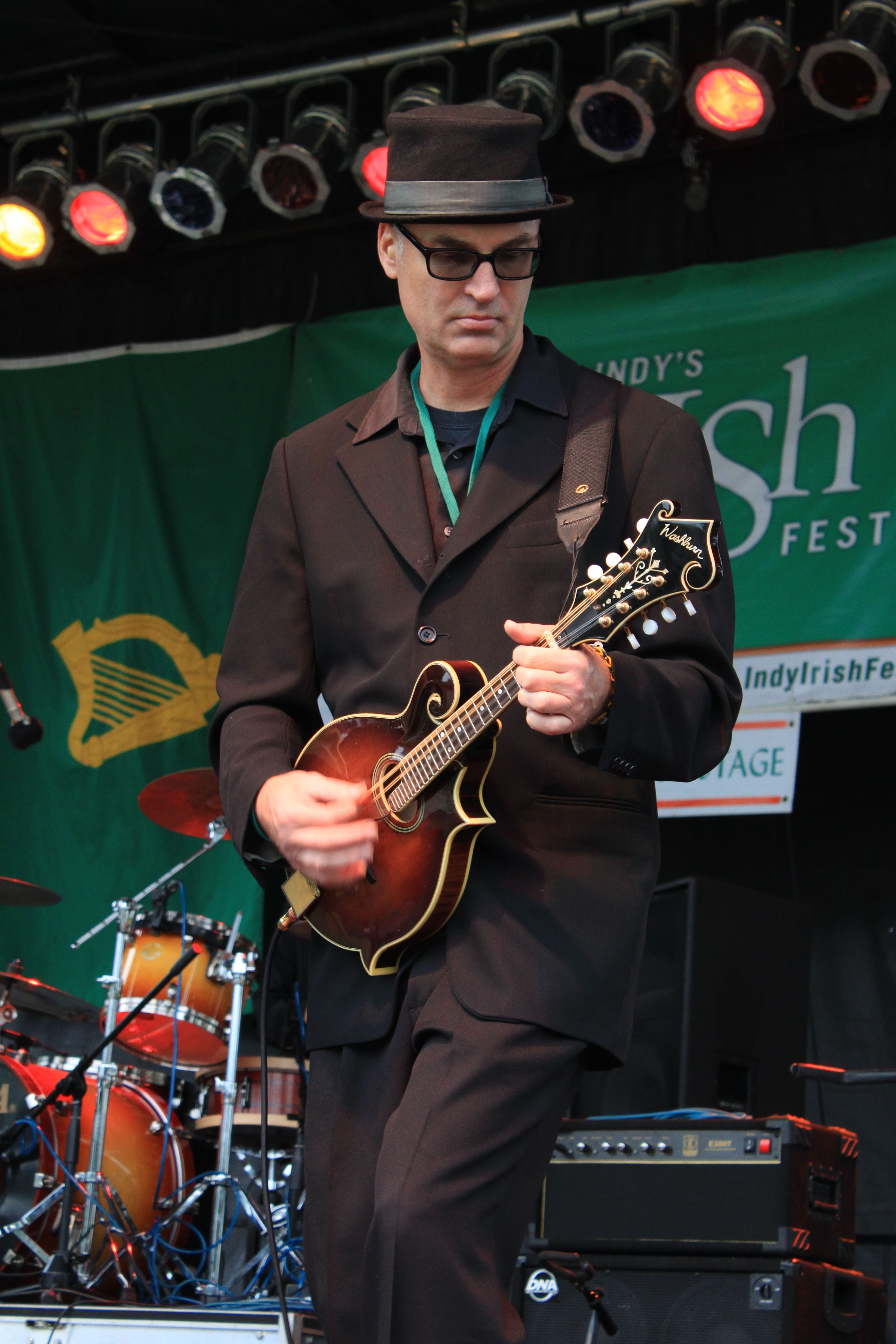 Cassanelli mobili ~ Kevin flynn and avondale ramblers 19th annual indy irish fest