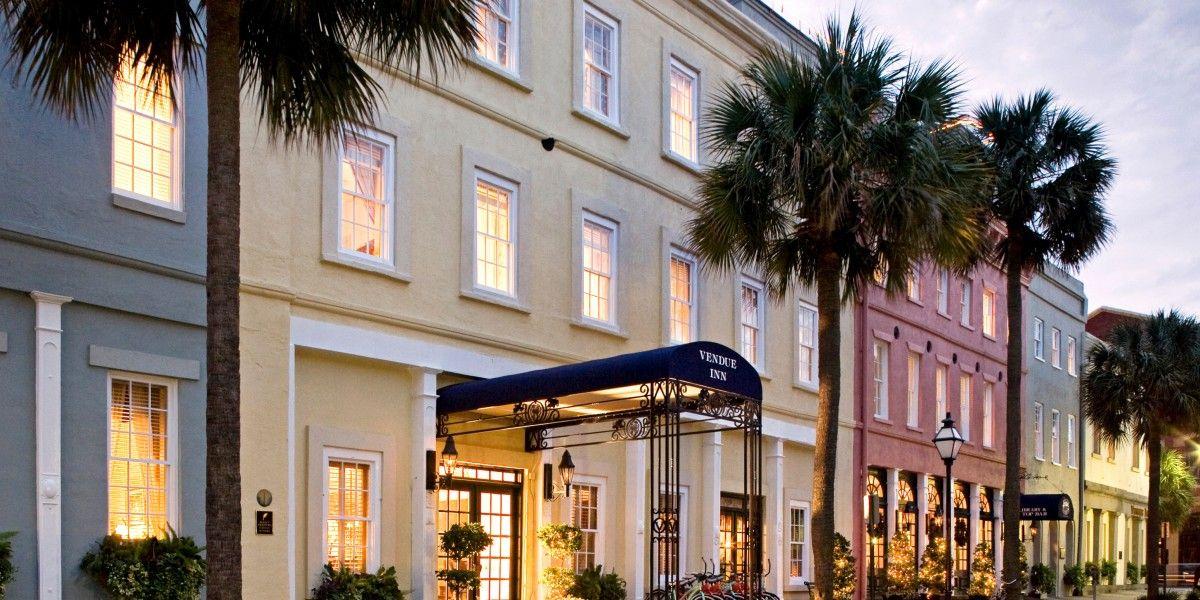 The Vendue Charleston Sc Charleston Hotels Charleston