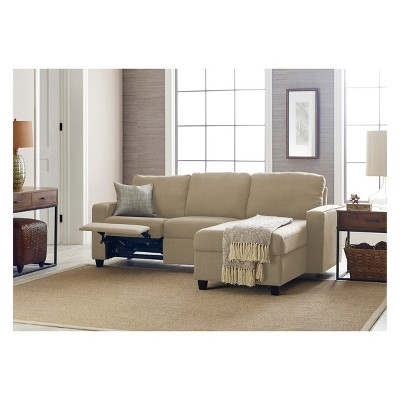 Cool Palisades Reclining Sectional With Right Storage Chaise Gmtry Best Dining Table And Chair Ideas Images Gmtryco