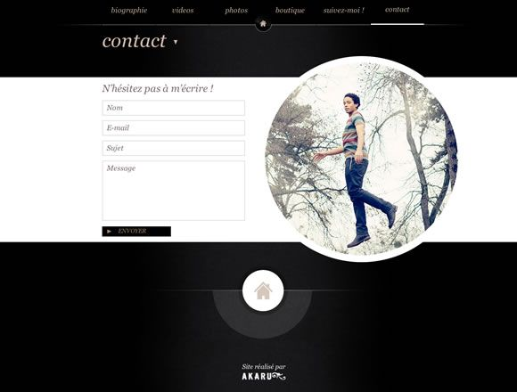 23 Inspiring Examples Of Contact Pages Web Design Ledger Contact Us Page Design Web Design Inspiration Layout Web Design
