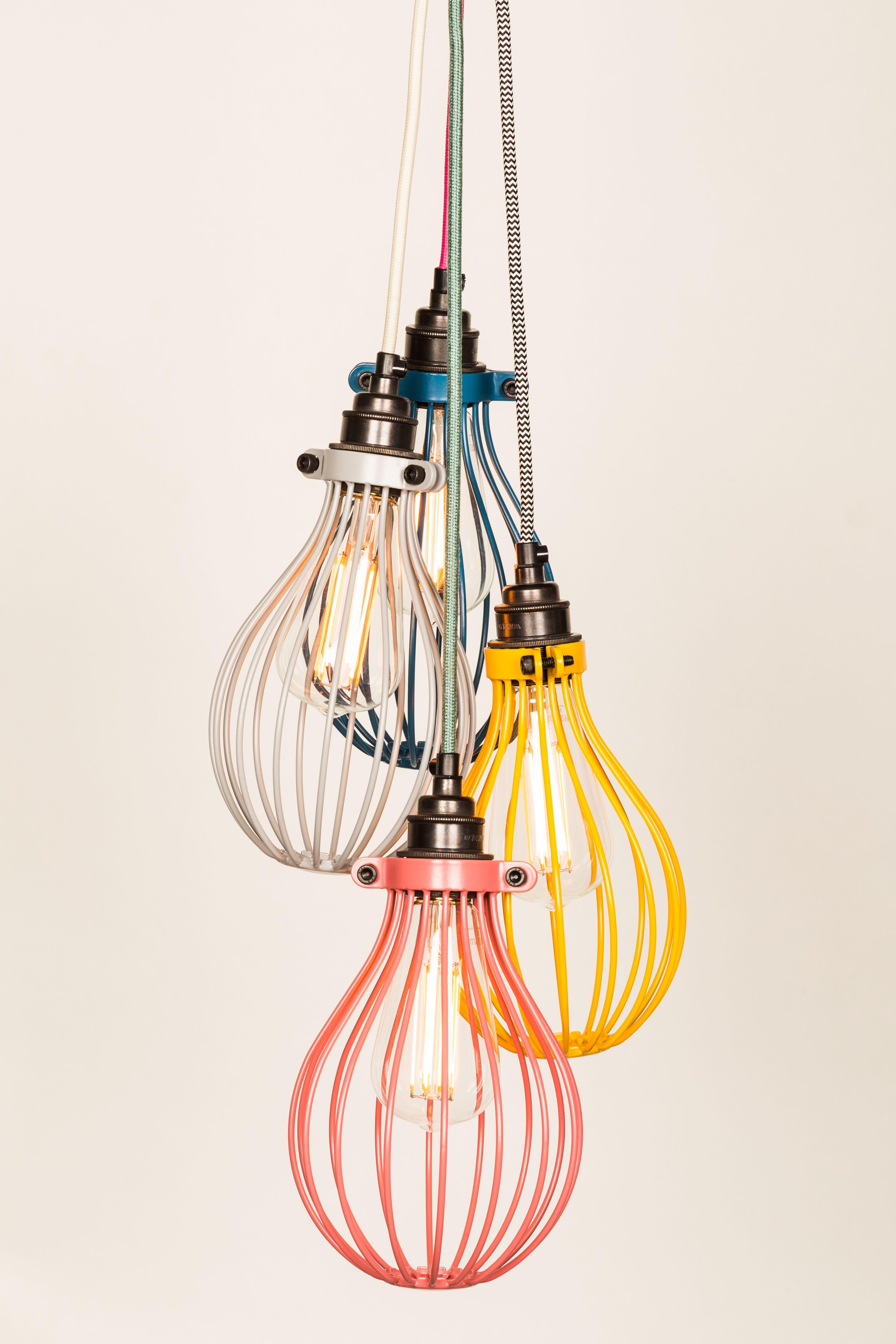Rosa Cage Pendant Light | Children\'s Lighting | Factorylux ...