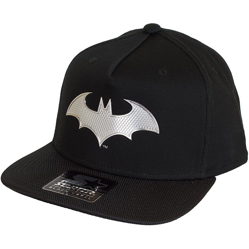 Starter Black Label Snapback Cap Batman Hatched schwarz ★★★★★