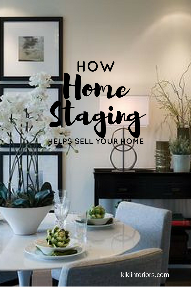 How Home staging helps sell your home..quickly and for top dollar! Home
