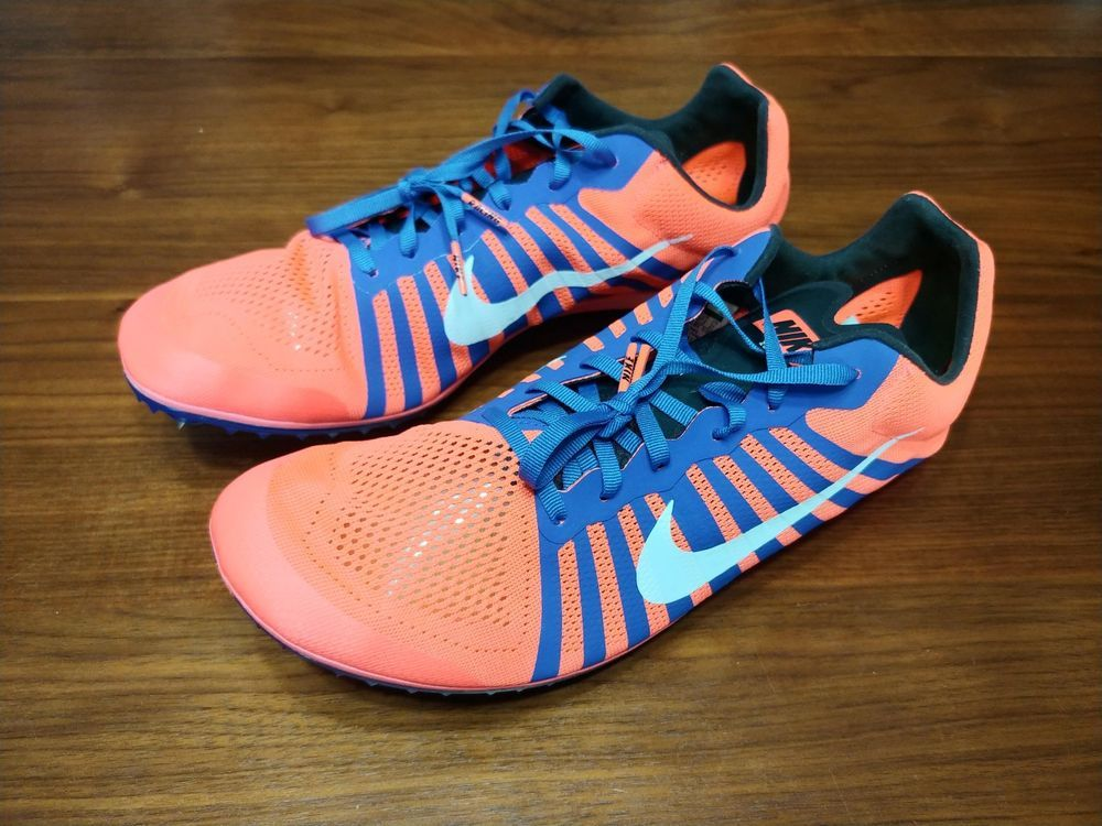 cf687ab37 Nike Zoom D Mens SZ 13 Sprint Spike Track Field Shoes Hyper Orange  819164-804  fashion  clothing  shoes  accessories  mensshoes  athleticshoes  (ebay link)