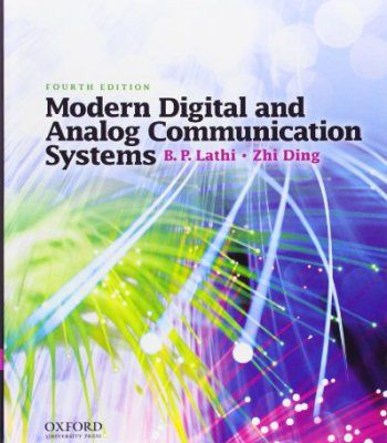 Modern Digital And Analog Communication Systems The Oxford Series In Electrical And Computer Engineering Pdf Communication System Computer Engineering Communication