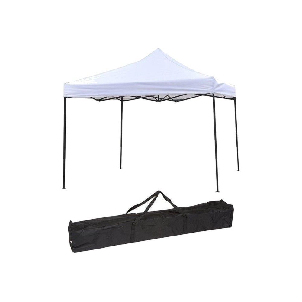 Trademark Innovation Lightweight And Portable Canopy Tent Set 10 X 10 White Portable Canopy Canopy Tent Canopy Outdoor