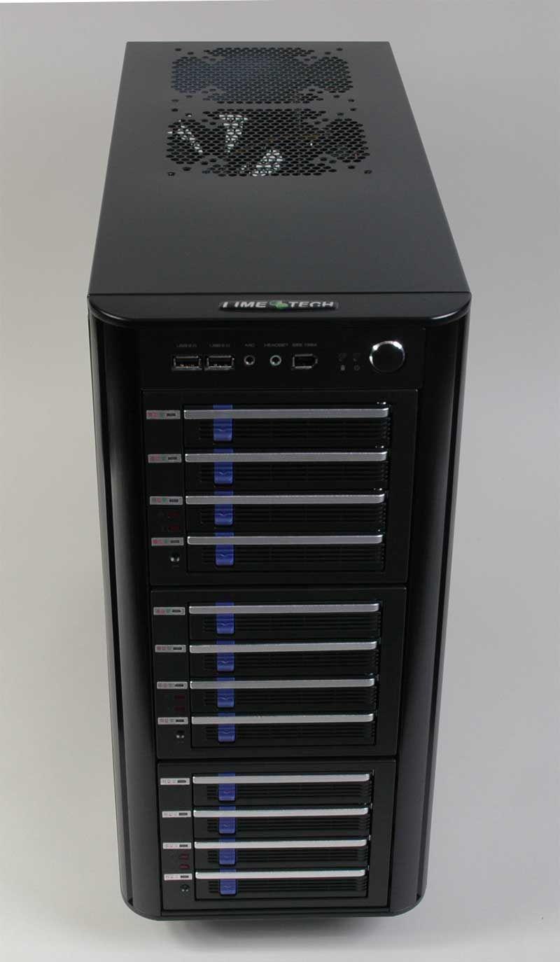 server | Build a Home Media Server with unRAID | NAS ...