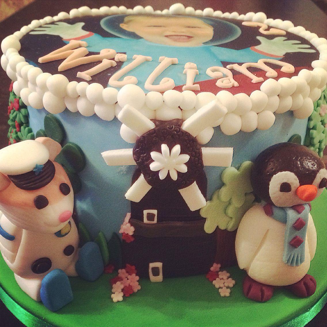 Baby Jake Birthday Cake My Cakes Pinterest Babies