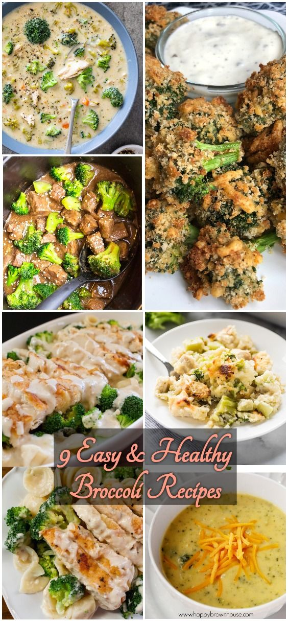21 yummy broccoli recipes