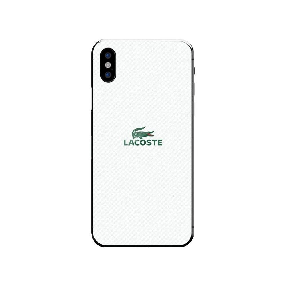 coque iphone xs max motif pomme