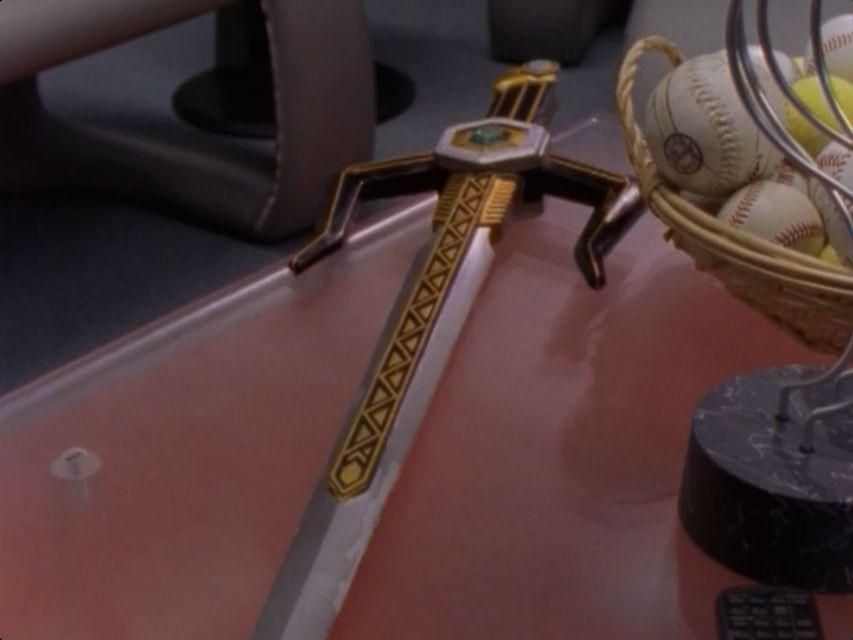 magna defender sword power rangers lost galaxy