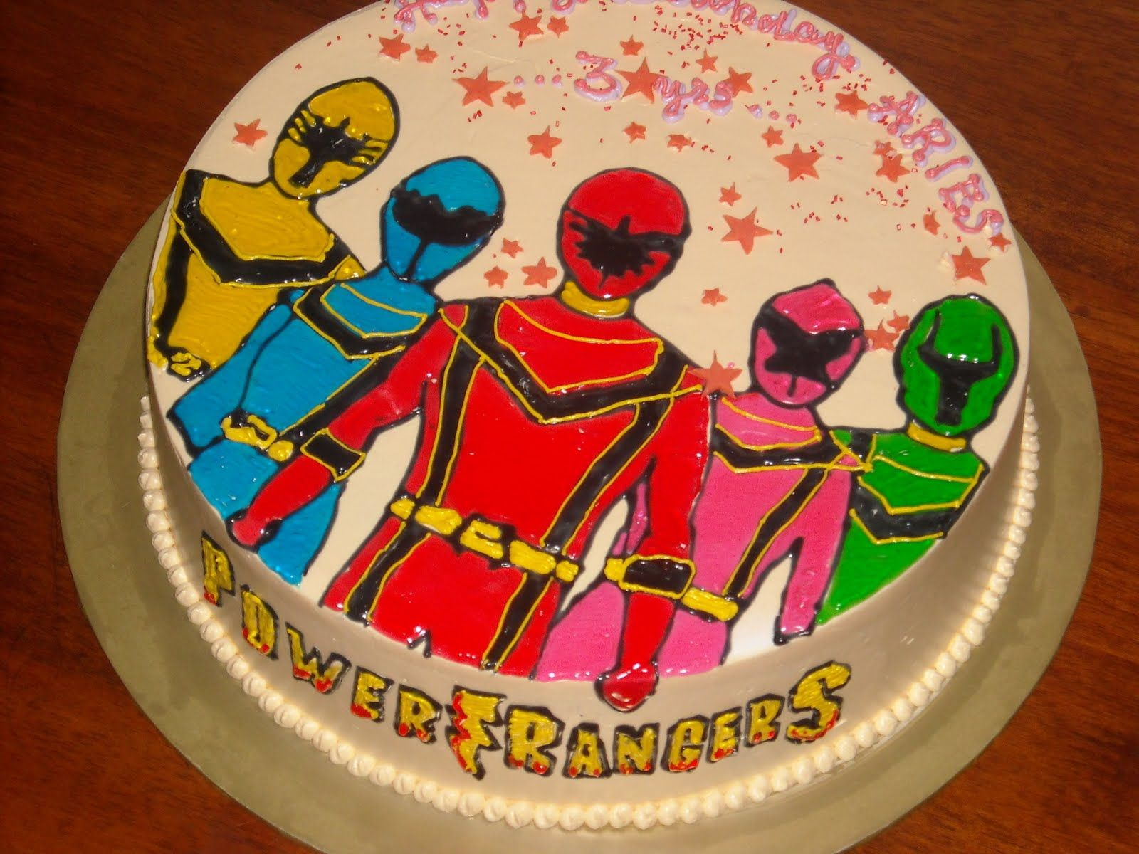 Power Rangers Bedroom Decor Power Ranger Cake Birthday Cakes Pinterest Power Ranger Cake