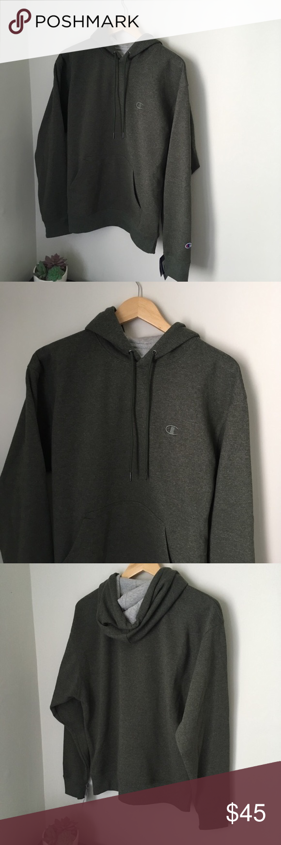 NWT olive Champion Hoodie NWT olive green champion hoodie  Supreme condition  Brand new with tags  Fits perfect to size  Check out the rest of my closet  Offers are welcome   Vintage vtg retro 90s Champion Shirts Sweatshirts & Hoodies #championhoodie NWT olive Champion Hoodie NWT olive green champion hoodie  Supreme condition  Brand new with tags  Fits perfect to size  Check out the rest of my closet  Offers are welcome   Vintage vtg retro 90s Champion Shirts Sweatshirts & Hoodies #championhoodie