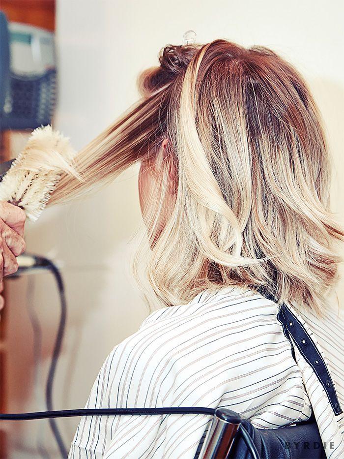 Kristin Cavallaris Major Hair Transformation Hair Transformation