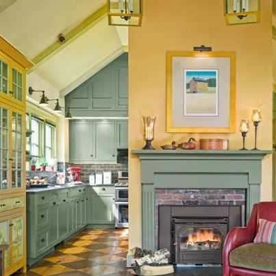 1830s Farmhouse Remodel Fit for a Family | House, Kitchens and Spaces