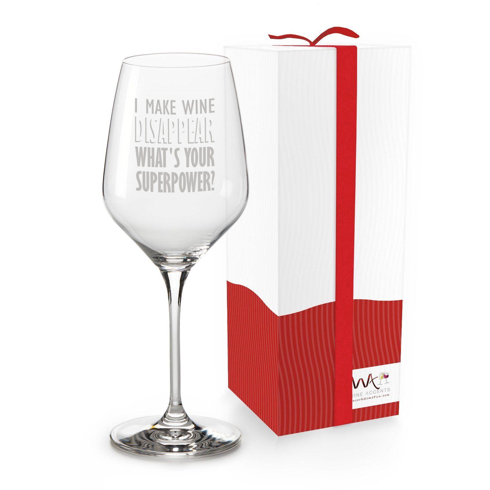 Wine Glass In Gift Box 18 5 Oz Designer Wine Glass With Funny Saying I Make Wi Unique Valentines Day Gifts Valentines Day Gifts For Her Funny Wine Glasses