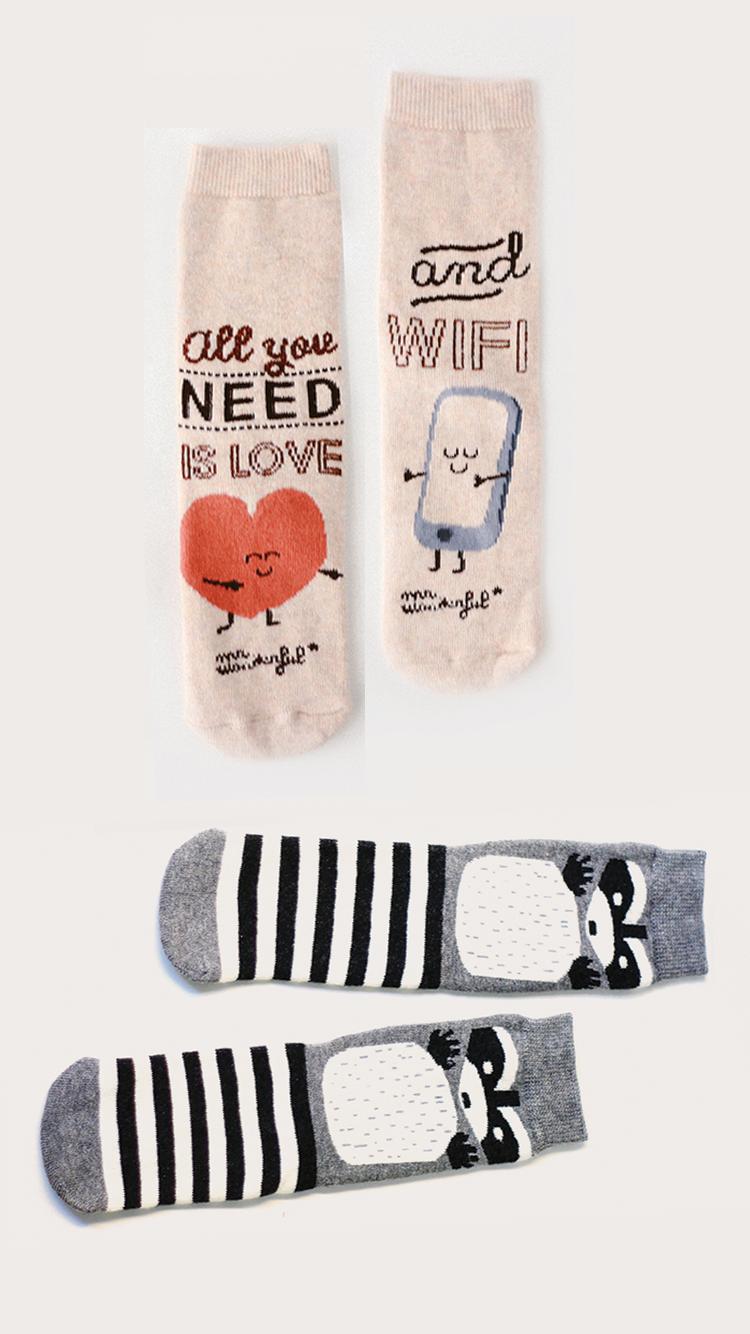 متجر اشيك ثينق Socks Chic Fashion