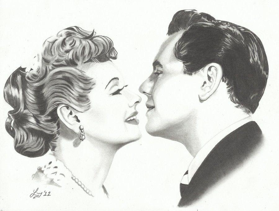 I Love Lucy Artwork By Lryvan On Deviantart