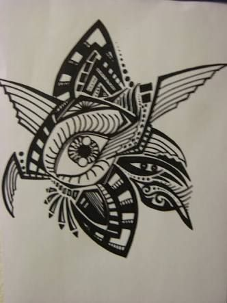 Cool Designs To Draw With Sharpie Design