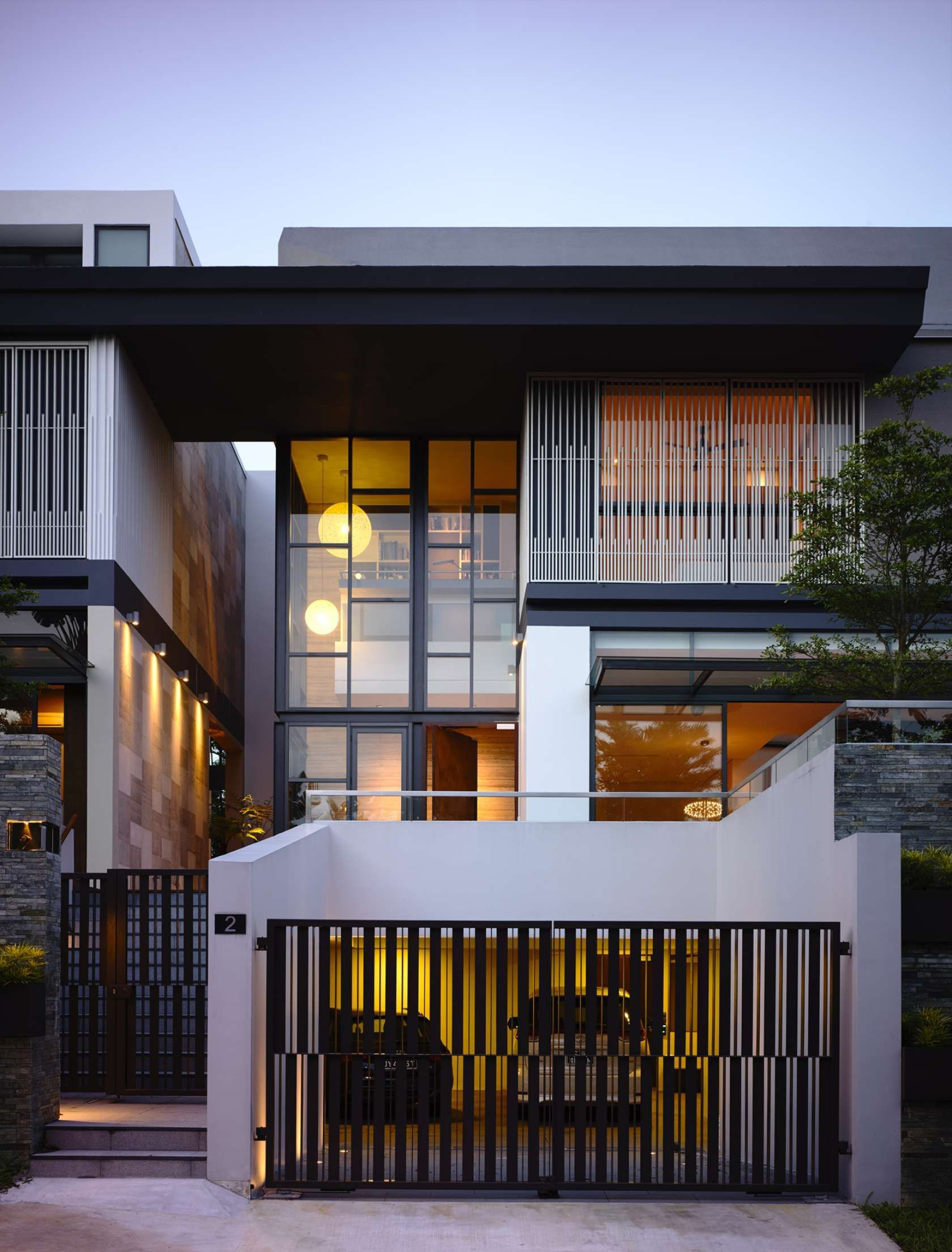 holland grove terrace singapore storey house modern design woodland also goal in rh pinterest