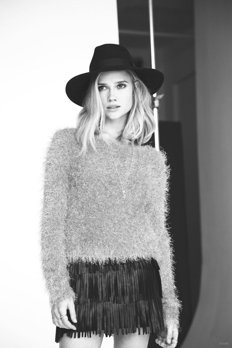 Florrie Goes Boho in H&M Spring 2015 Ad Campaign