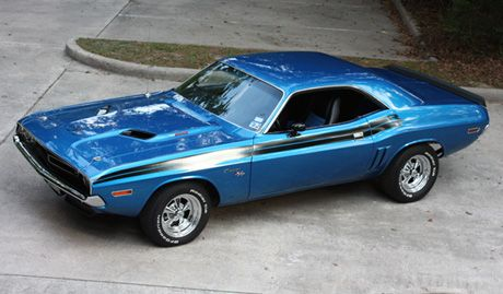 71 Challenger Rt 142 Dodge Challenger Dodge Muscle Cars