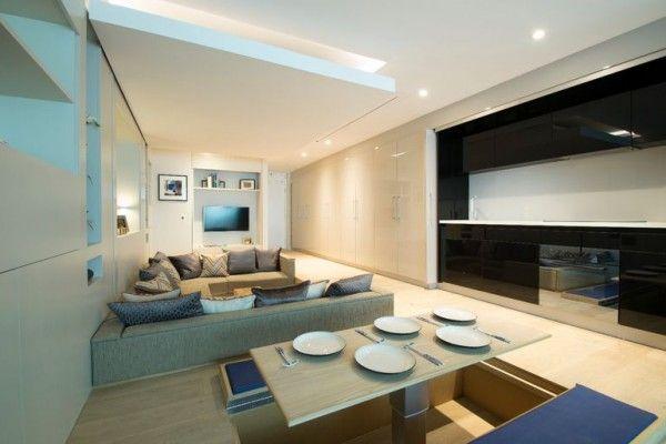 Yo! Home  Un Appartement Modulable  Luxueux à Découvrir