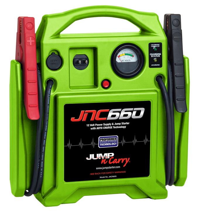 Jump N Carry 12v Jump Starter Carry On Welding Cable Starter
