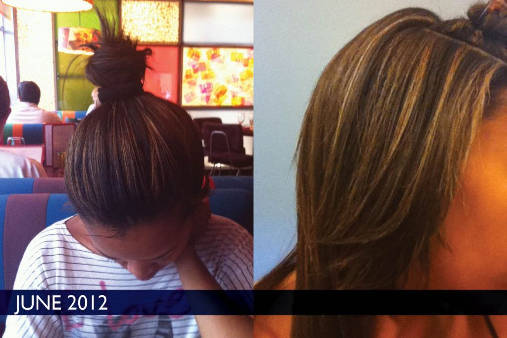 Coloring Relaxed Hair My Sisters Cautionary Tale Lauren