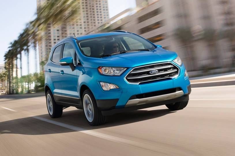 If You Are In The Market To Not Shell Out A Lot Of Money For A Vehicle That Can Take You Off Road Has A Superb Infotainment Syste Ford Ecosport Ford Small