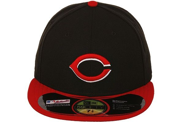 New Era Authentic Collection Cincinnati Reds On-Field Fitted Alternate Hat