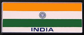 NEW PLASTIC FLAG BARS - INDIA | eBay