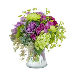 Magenta Mystery Beautiful Bouquet Of Flowers Flower Delivery Flower Arrangements