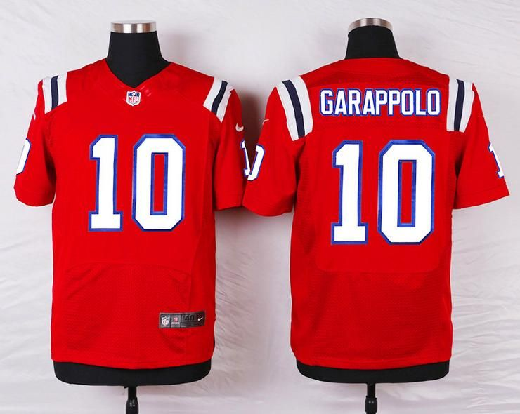 Men 10 Jimmy Garoppolo Jersey Football New England Patriots Jersey ... fe9869253