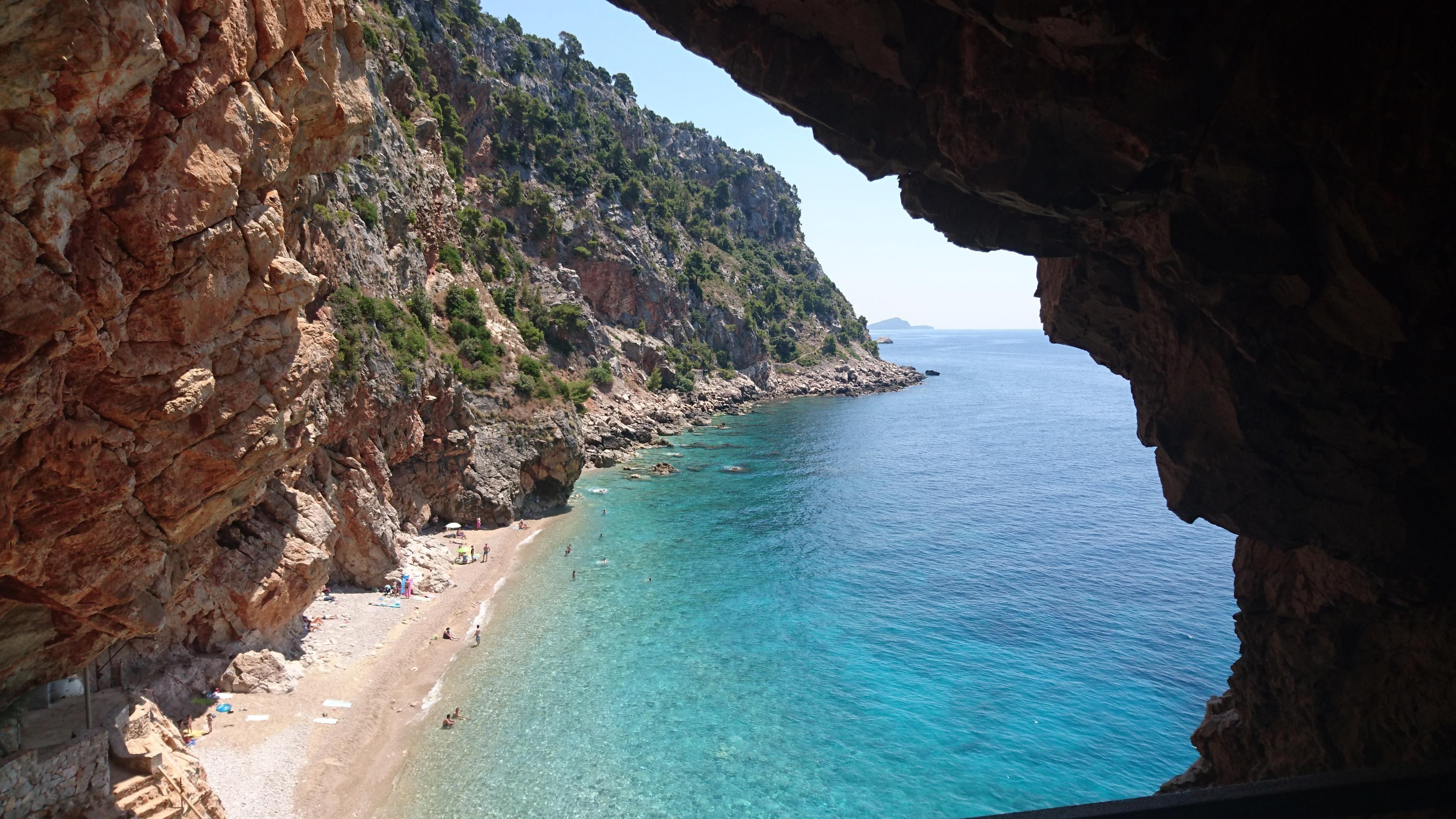 Pasjaca Beach Croatian Paradise [3840X2160] Best