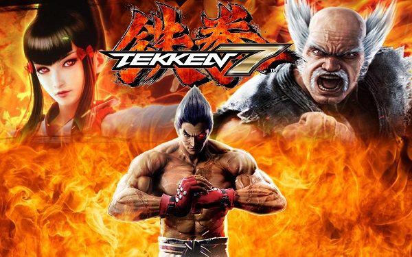 Pin by AlmaZemra on Free Net Download | Tekken 7, Fighting