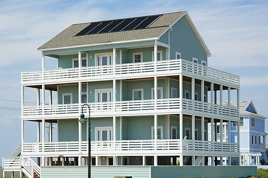 Just One More Day 6 Bedrooms 6 3 Baths On The Rodanthe Ocean