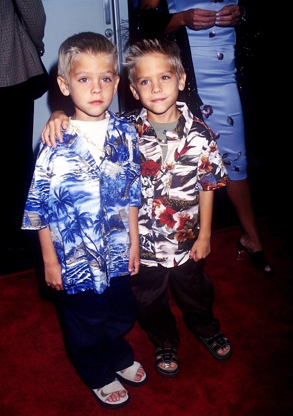 Cole And Dylan Sprouse 1999 Dylan Sprouse Dylan And Cole Cole