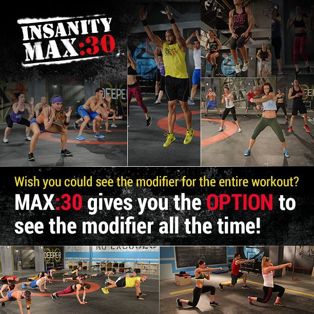 Even Shaun T maxes out during these workouts. | Insanity ...