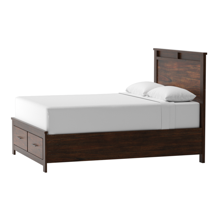 Spencyr Storage Platform Bed & Reviews AllModern