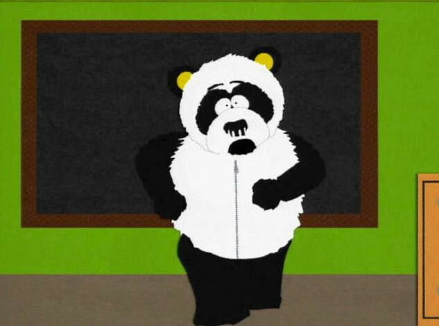 sexual harassment panda costume for adults in Stockton