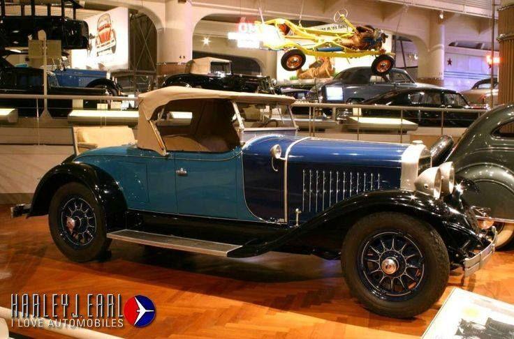 1928 LaSalle Roadster